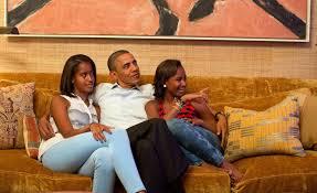 Blind Side Family Name Malia And Sasha Obama Through The Years Photos Abc News