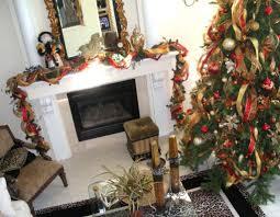 christmas marvelous christmas tree ribbon decoration garland