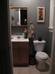 before and after powder room victorian in bloom