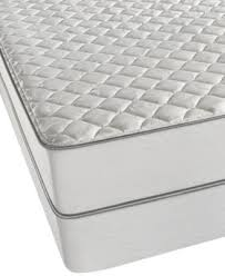 beautyrest classic jillian firm queen mattress set mattresses