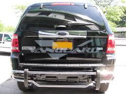 nissan rogue rear bumper protector rear bumper guard double tube s s design 2 auto beauty vanguard