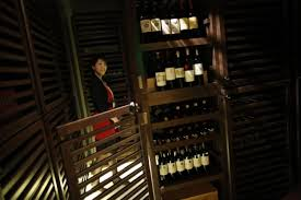 Temperature Controlled Wine Cellar - tokyo apartment building caters to wine lovers ny daily news