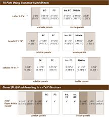 brochure 4 fold template roll fold brochure template bahia design