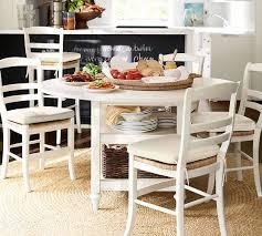 pottery barn shayne table craigslist shayne drop leaf kitchen table white pottery barn