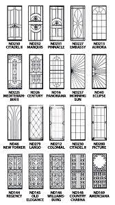 iron security doors door parts wrought ornamental