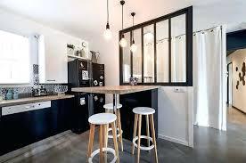 meuble bar pour cuisine ouverte bar de cuisine ikdi info