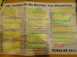 101 things to do before you graduate mit admissions