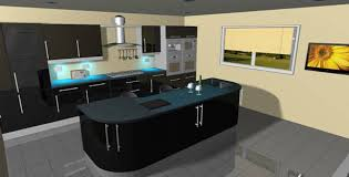 3d kitchen designs