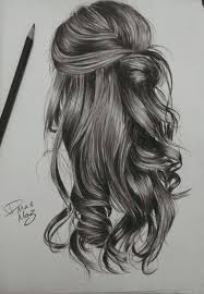pencil sketch hairstyle how to draw hairstyles pencil drawing