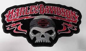 davidson skull emblem em268826 hd78