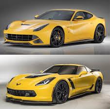 corvette forum topic f12 vs z06 corvetteforum chevrolet corvette forum