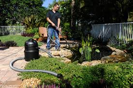 autumn tips for maintaining pond pumps and filters