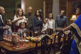 almost black family reminder about holidays to come