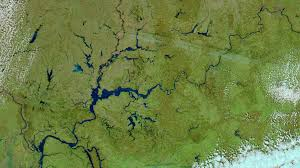 Weather Map Ohio by Ohio River Flooding Visible From Space Nasa Satellites Show The
