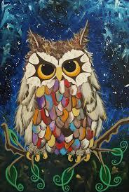 Decorative Owls by Best 20 Owl Paintings Ideas On Pinterest Owl Art Sunset
