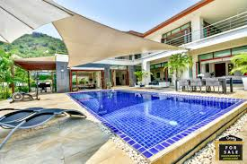 sold sep 2017 modern bali style 2 storey 4 bed pool villa with