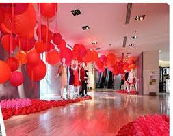Balloon Decoration For New Year Party by Lantern Type Lighting Picture More Detailed Picture About 20pcs