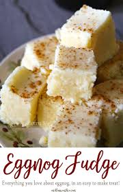 eggnog fudge unwind from stress kleinworth co