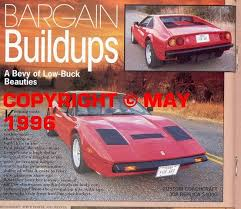 rowley corvette mad mechanics kit cars forum
