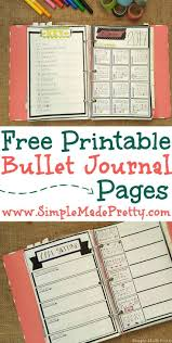daily planner free template best 25 free printable planner ideas on pinterest printable free printable bullet journal pages