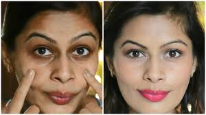 best way to cover dark circles for indian tan olive skin tone