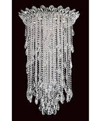 Swarovski Wall Sconces Lighting Sconce Chandelier Schonbek Lighting Ebay Crystal