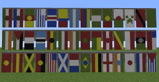 French Flag Banner Flags Of Countries Using The New Minecraft Banners Imgur