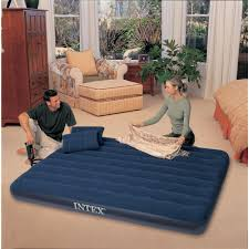 home design classic mattress pad intex queen classic downy airbed with hand pump 68765hd the home