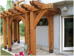 Pergola Design Ideas by Alluring Pergola Design Ideas Features Small Curve Shape Pergola