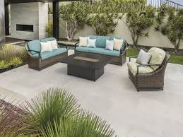 Patio Furniture Irvine Ca by Tropitone Grows The Mainsail Collection With Woven Additions