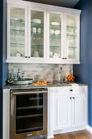 Organize My Kitchen Cabinets The Trick To Organizing A Kitchen With Glass Front Cabinets