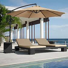 Cantilever Patio Umbrella With Base Offset Cantilever Patio Umbrella