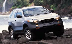 isuzu amigo hardtop isuzu vehicross who left the wallet on the truck