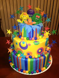 barney and friends birthday cakes 70 best cakes barney images on