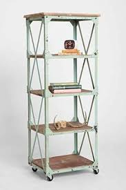 Ladder Shelves Lowes by Castor Rivets A Sleek Gun Metal Patina Make The Fresh Meadows