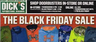 Is Sporting Goods Open On Thanksgiving S Sporting Goods Black Friday Ad Scan Best Deals Gazette Review