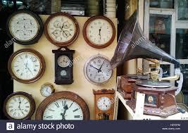 Home Furnishing Shops In Mumbai Clocks Shop Stock Photos U0026 Clocks Shop Stock Images Alamy