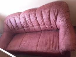 schn ppchen sofa schnäppchen nur 55 sofa terrakotta in hessen lohra ebay