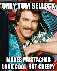 Guy With Mustache Meme - who wants a mustache ride tom selleck quickmeme