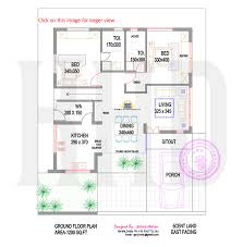 Home Design For Rectangular Plot This House Can Be Built In 5 Cents Of Land Kerala Home Design