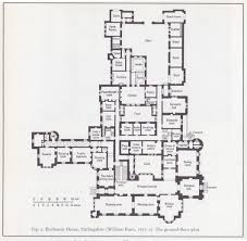 mansion floor plans castle highclere castle floor plan search pinteres