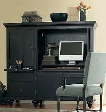 Office Desk Armoire Cabinet Armoire Office Office Desk Cabinet Interior Design Computer