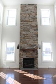 one of our favorite fireplaces from twenty west a cultured stone