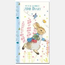 peter rabbit 2018 diary beatrix potter shop
