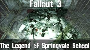 Fallout 3 Interactive Map by Fallout 3 The Legend Of Springvale Youtube