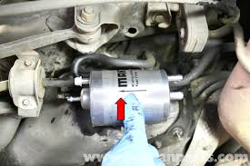 mercedes benz w203 fuel filter replacement 2001 2007 c230