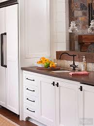 Easy Kitchen Design Easy To Clean Kitchen Design Tips Better Homes Gardens