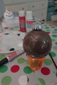 12 days of diy ornaments day 9 reindeer ornament the global