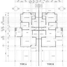 single storey semi detached house floor plan bedroom semi detached house plan bungalow duplex modern plans