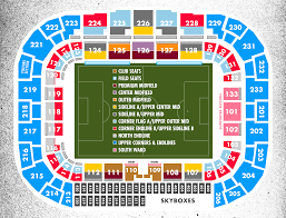 New York Safety Map by Stadium Policies New York Red Bulls
